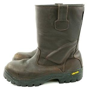 Refrigiwear Boots Vibram Steel Toe 10.5 Ei74